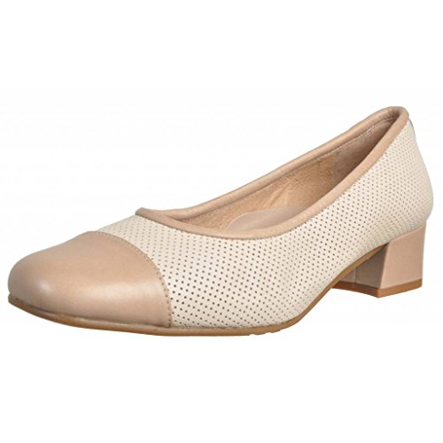 Bailarina ARGENTA 21607 Beige ARGENTA Marca Bailarina Zapatos Modelo Zapatos para Beige Mujer Mujer Color Beige para AzxSpq7
