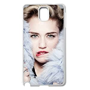 Make Your Own Personalized Cell Phone Case for Samsung Galaxy Note 3 N9000 Cover Case - Miley Cyrus HX-MI-055059