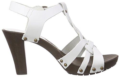 Tamaris 28372 - Sandalias Mujer Blanco - blanco (White 100)