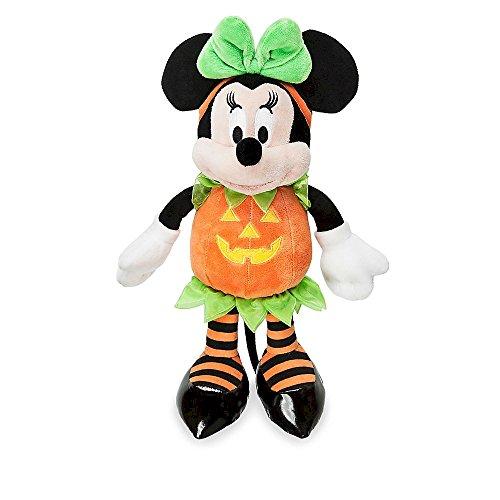 Disney Minnie Mouse Plush - Halloween - Small - 15''