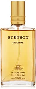 Stetson Original Cologne Spray for Men by Stetson 2.25 Fluid Ounce Spray Bottle The Classic Rich, Woodsy Scent of the American West