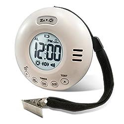 Clarity Wake Assure JOLT Vibrating Bedshaker Alarm Clock