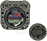 Disney Pins - WDW - Then and Now - Alien Encounter to Stitch's Great Escape - Limited Edition - Pin 80053