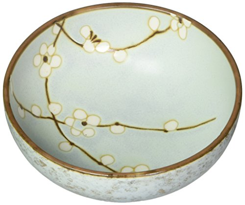 Happy sales Shallow Bowls Cherry Blossom 6 pc