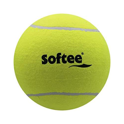 Pelota Gigante DE Tenis Y PUDEL Softee: Amazon.es: Deportes y aire ...