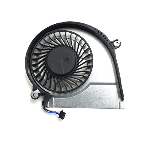 DBParts CPU Fan For HP Pavilion 15-E043CL 15-E077NR 15-E078NR 15-E084ca 15-E085NR 15-E010us 15-E012NR 15-E014NR 15-E020us 15-E028us 15-E037cl 15-E039tx, P/N: 724870-001 719860-001 725684-001 4-Pin by DBParts (Image #1)