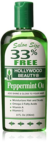 Hollywood Beauty Peppermint Oil, 8 - Hollywood Mint
