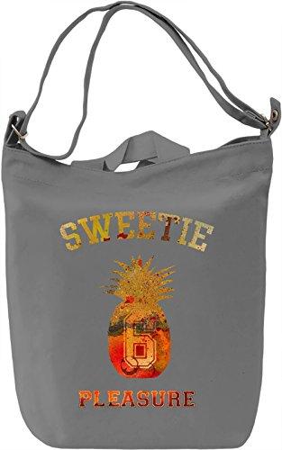 Sweetie Pleasure Borsa Giornaliera Canvas Canvas Day Bag  100% Premium Cotton Canvas  DTG Printing 