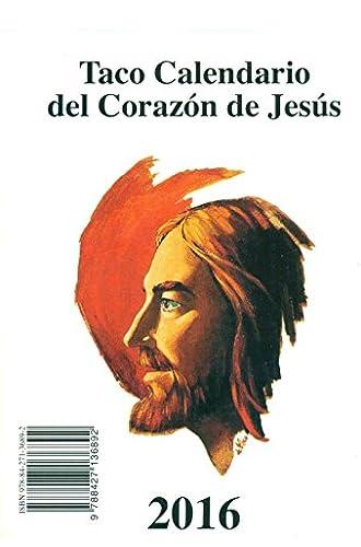 Taco De Pared 2016. Corazón De Jesús