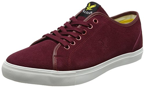 Lyle & Scott Mens Sneakers Flerfärgade