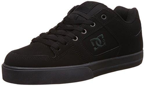 shop DC Men's Pure Action Sport Sneaker Black / Pirate Black discount tumblr best store to get sale best cheap sale with paypal HmiBIi
