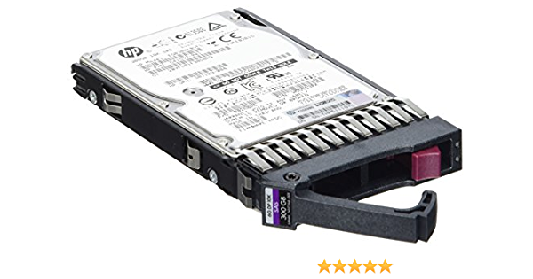 Certified Refurbished 10000 Rpm Hot Pluggable 1 Pack Product Type: Storage Drives//Hard Drives//Solid State Drives Sas Hp 300 Gb 2.5 Internal Hard Drive
