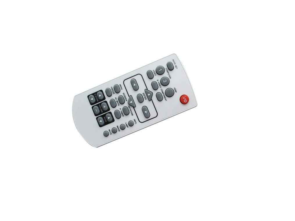 Easytry123 Remote Control for Promethean PRM30A PRM-30 PRM-30A MXBE PRM20A PRM-20 PRM-20A CXZW PRM10 PRM10A 3LCD Projector by Easytry123