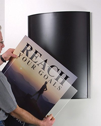 Displays2go 36 x 48 Inches Poster Frame for Wall Mount ...