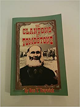 Book The Clantons of Tombstone