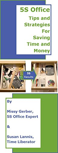 Download PDF 5S Office - Tips and Strategies for Saving Time and Money