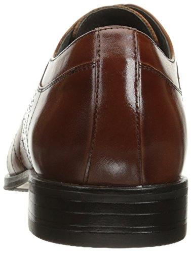 Stacy Adams Mens Simmons-cap Teen Oxford Scotch