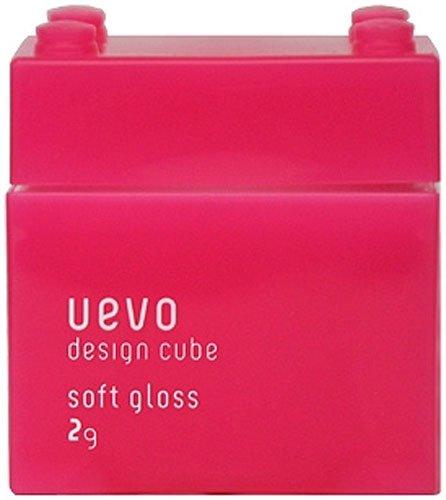 uevo(ウェーボ)デザインキューブ ソフトグロス