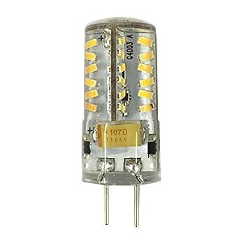 luxrite lr24607 (4-Pack) GY6.35 bi-pin – Bombilla LED