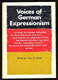 Voices of German Expressionism, Victor Miesel, 0139437126