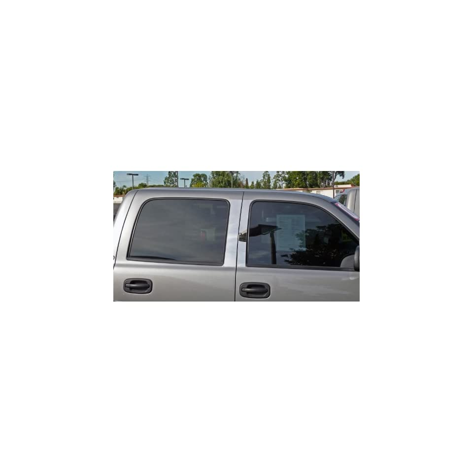 35005PPT Cadillac Escalade ESV 2002   2006 Chrome Stainless Steel Pillar Post Insert Accent