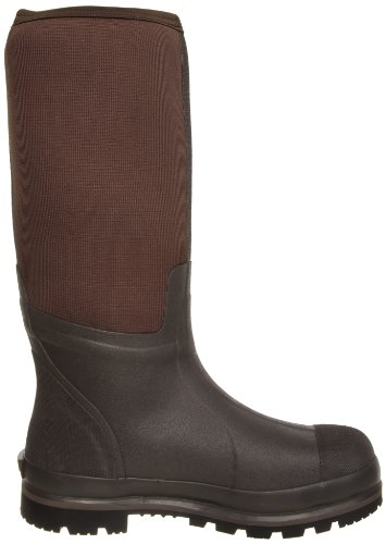 The Muck Boot Company Chore Hi Cool Brown, The original neoprene lined wellie! Brown