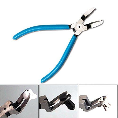 Car Special Fastener Tool Mutipurpose Diagonal Plier Car Trim Rivets Fastener Trim Clip Cutter Remover Puller Tool … by CUagain (Image #4)'