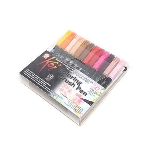 - Sakura Koi Color Brush Set 24