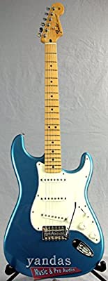 Fender Standard Stratocaster Electric Guitar 7 by Wilson Jones