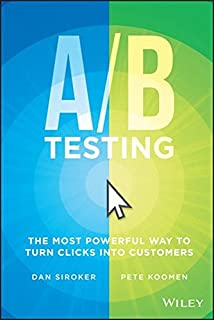 Designing with data improving the user experience with ab testing a b testing the most powerful way to turn clicks into customers fandeluxe Image collections