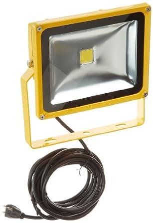 Lind Equipment LE965LED Bright LED Portable Flood Light, 30W ...