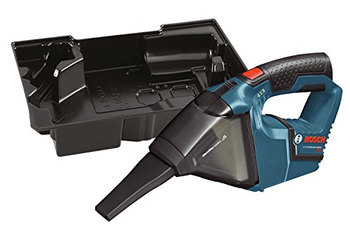 Power Tool 12v - Bosch Power Tools VAC120BN 12-Volt Cordless Vacuum Bare Tool with Insert Tray