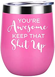 Thank You Gifts, Inspirational Gifts for Women, Her - Funny Thoughtful, Birthday, Congratulations Gifts for Wo