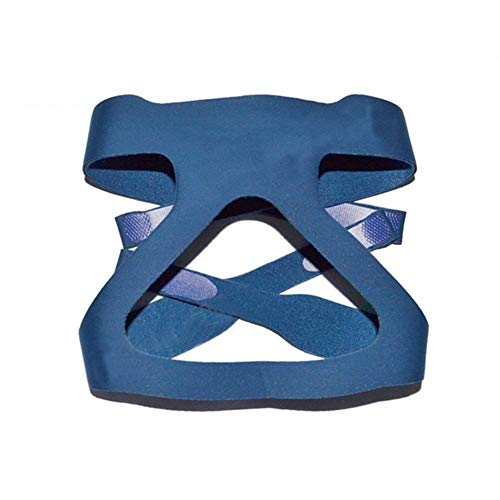 Universal CPAP Headband Headgear Strap for All 4 Point Connection Breathing Machine Mask