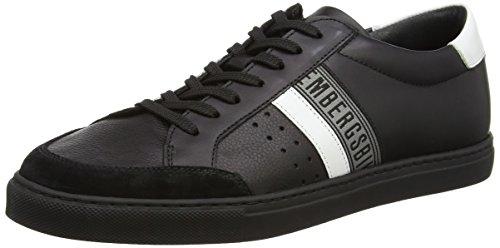 Bikkembergs Soccer Capsule 514 L.Shoe M Leather, Sneaker, Uomo multicolore