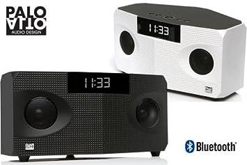 Palo Alto Audio Design Rhombus Speaker System – Wireless Speaker – Black SA520APW