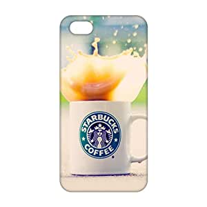 Wish-Store Starbucks Coffee (3D)Phone Case for iPhone 5s