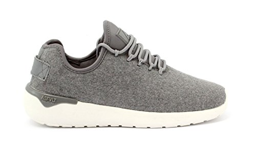 Molton Sneaker Asfvlt 40 Speed Wool Grey Taglia Grigio Colore Socks wHIHqBUr