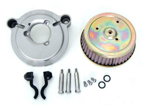 - Air Cleaner Filter Intake System for Harley-Davidson Twin Cam EFI Motors