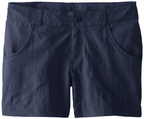 Columbia Sportswear Girl's Silver Ridge III Shorts , Nocturn