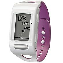 LifeTrak Zone C41 24-Hour Fitness Tracker, Black/Blizzard Blue
