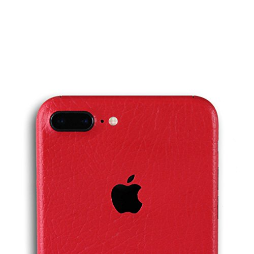 AppSkins Vorderseite iPhone 7 PLUS Leather red
