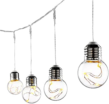 Lighting Ever 20' LED G45 Globe String Lights