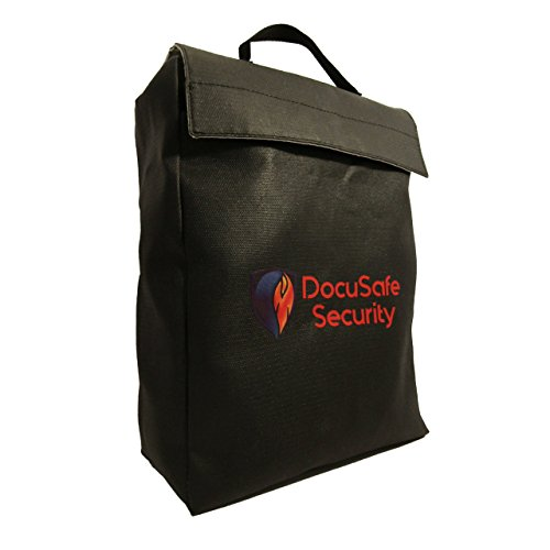 Fireproof Money & Document Bag By DocuSafe