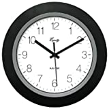 "10"" BLK Auto Set Clock"