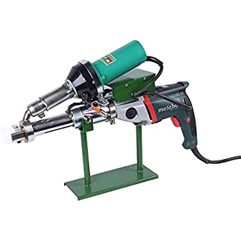 New Practical 3400w Handheld Plastic Extrusion Welding