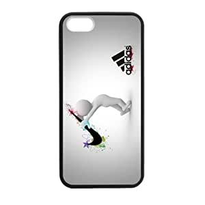 Apple iPhone 5 5s flexible rubber Case cool Just do it Brand logo Stylish Nike printed HD pattern unique logo protector bumper DIY Personalized portrait customized cover otter box skin back shell creative gift ultra thin best Quality Limited Edition Emboss Laser Technology by iDesign Studio