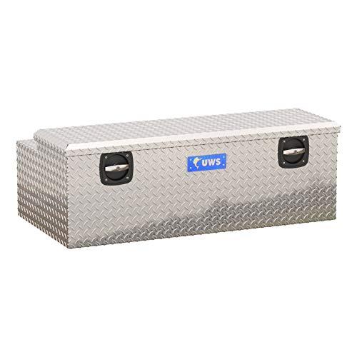 UWS EC20501 Secure Lock 48-Inch Aluminum Under Tonneau Cover Tool Box ()