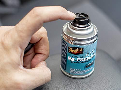 Meguiar's G16402PK3 New Car Air Re-Fresher, 3-Pack, 6. Fluid_Ounces by Meguiar's (Image #4)