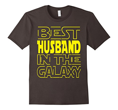 Men's Best Husband In The GALAXY T-Shirt Gifts For Him